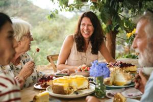 Odnos do hrane se razvije v družini